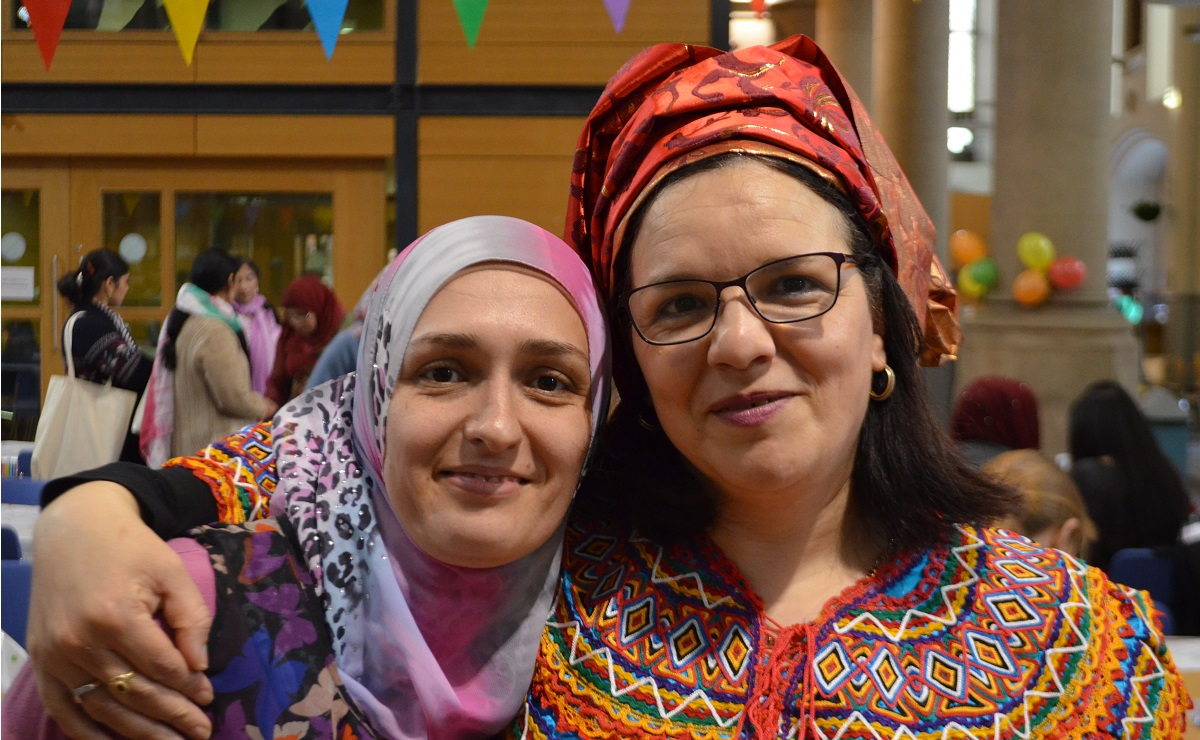 Women's Interfaith Dialogue Event