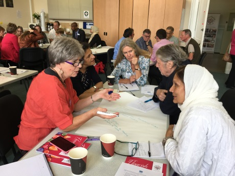 Networking Seminar for Local Interfaith Groups