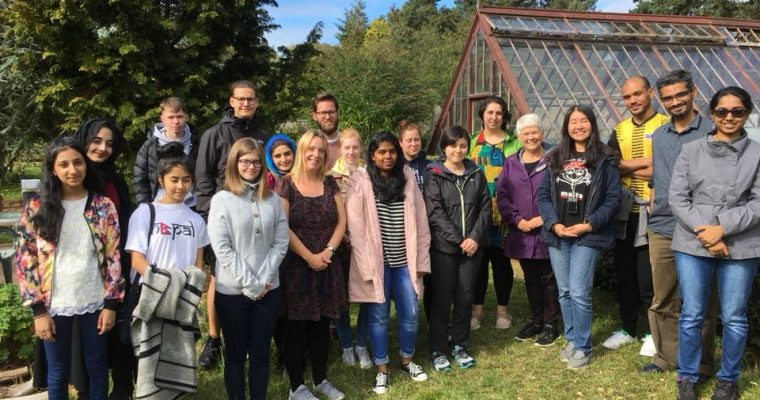 Interfaith Scotland plant 20 trees to celebrate 20th Anniversary – 'the World Interfaith Harmony Grove'