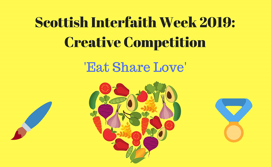 Scottish Interfaith Week Creative  Competition 2019