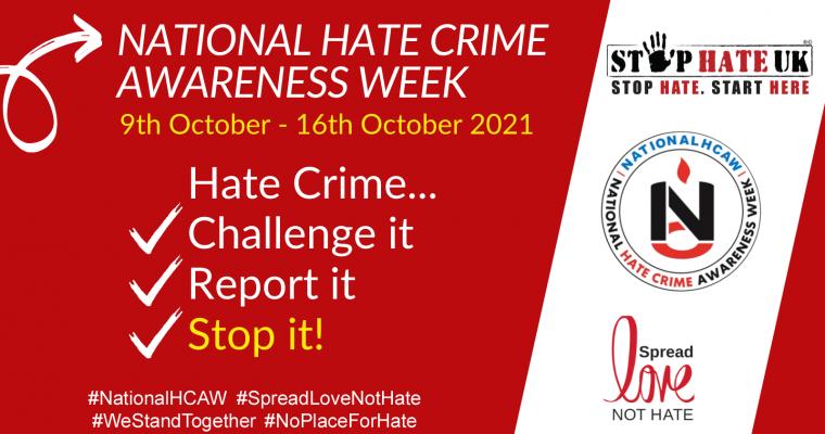 Tackling Hate Together
