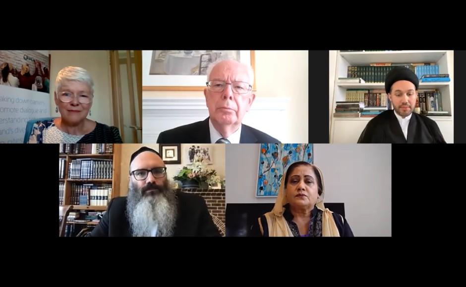 Glasgow Multi-Faith Declaration for COP26
